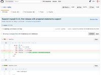 Support mysql2 0.4.0, first release with prepared statements support · rails/rails@5da5e37 · GitHub